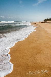 Indian Ocean's beach of eastern Madagascar