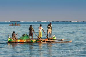 Pêcheurs Vezo de Tsiandamba