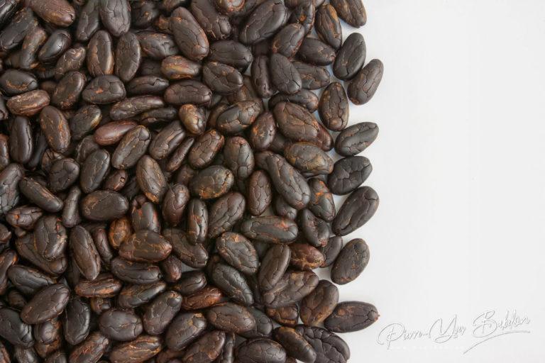 Fèves de cacao de Madagascar