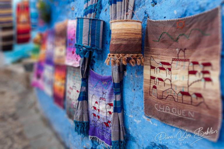 Souvenirs of Chaouen