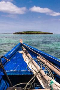 Barge traditionnelle, Diego Suarez, Madagascar