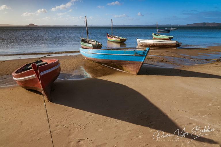 Bateaux de pêche traditionnels