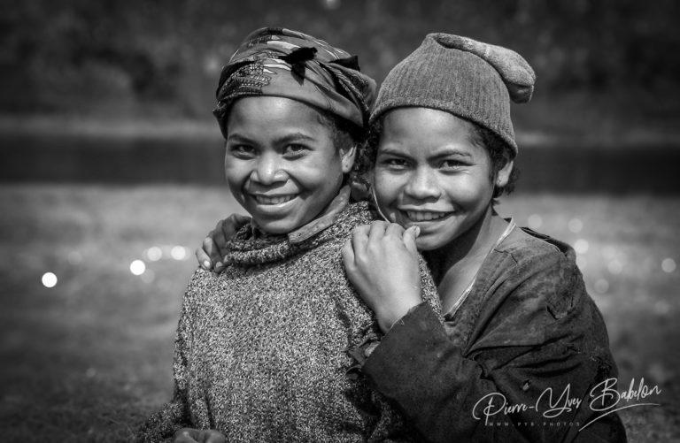 Enfants malgaches Betsileo