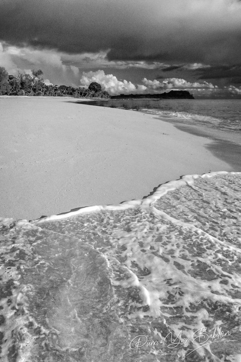 L'île de Nosy Iranja