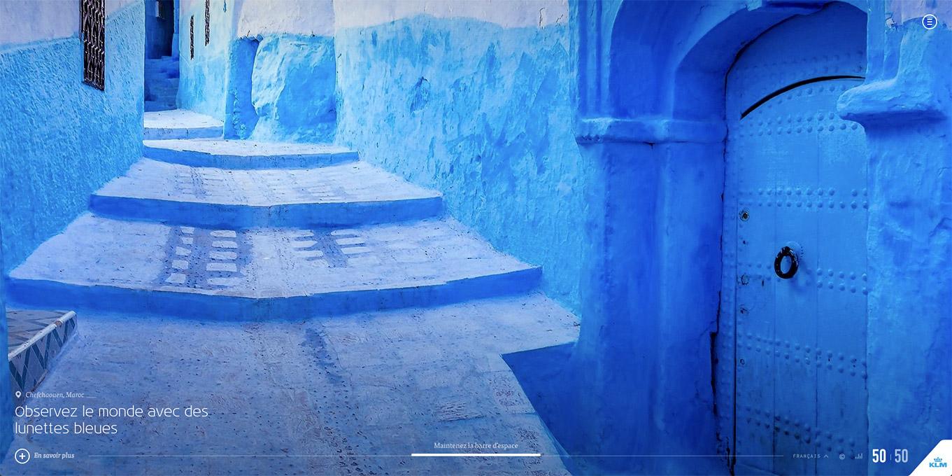 Chefchaouen ville bleue