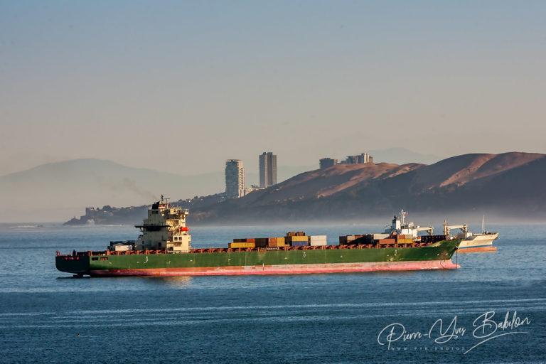 Baie de Valparaiso, Chili