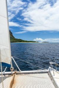 Navigation à voile, Nosy Be, Madagascar