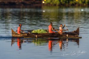 Fishermen going fishing