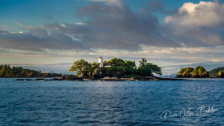 Phare de l'île de Nosy Vorona