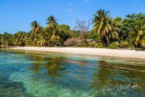 Paysage tropical de l'île Sainte-Marie (Nosy Boraha), à l'est de Madagascar