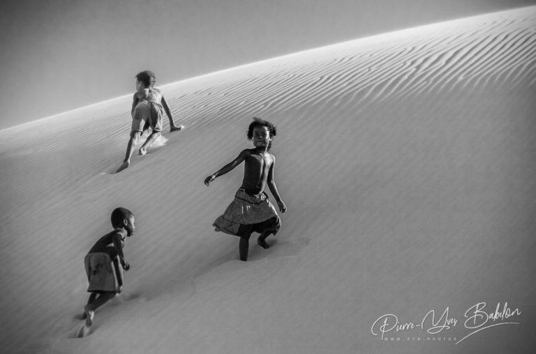 Enfants malgaches Vezo
