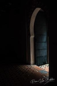 Door in the medina