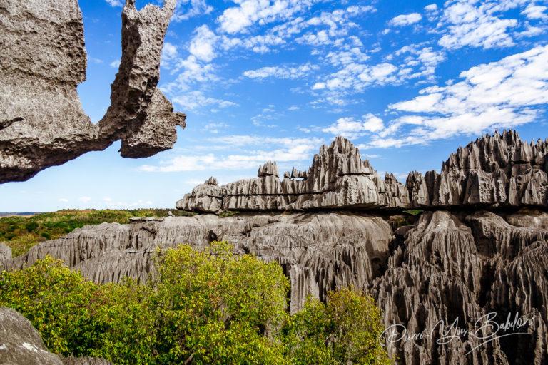 Tsingy de Bemaraha, Madagascar