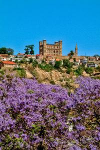 Le Rova d'Antananarivo, Madagascar