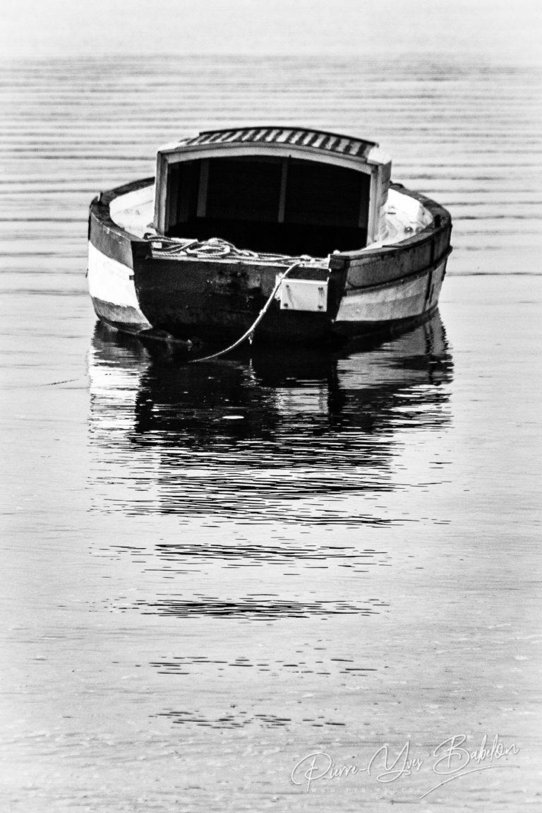 Bateau de pêche traditionnel malgache