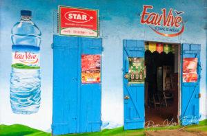 Shop in Diego Suarez, northern Madagascar