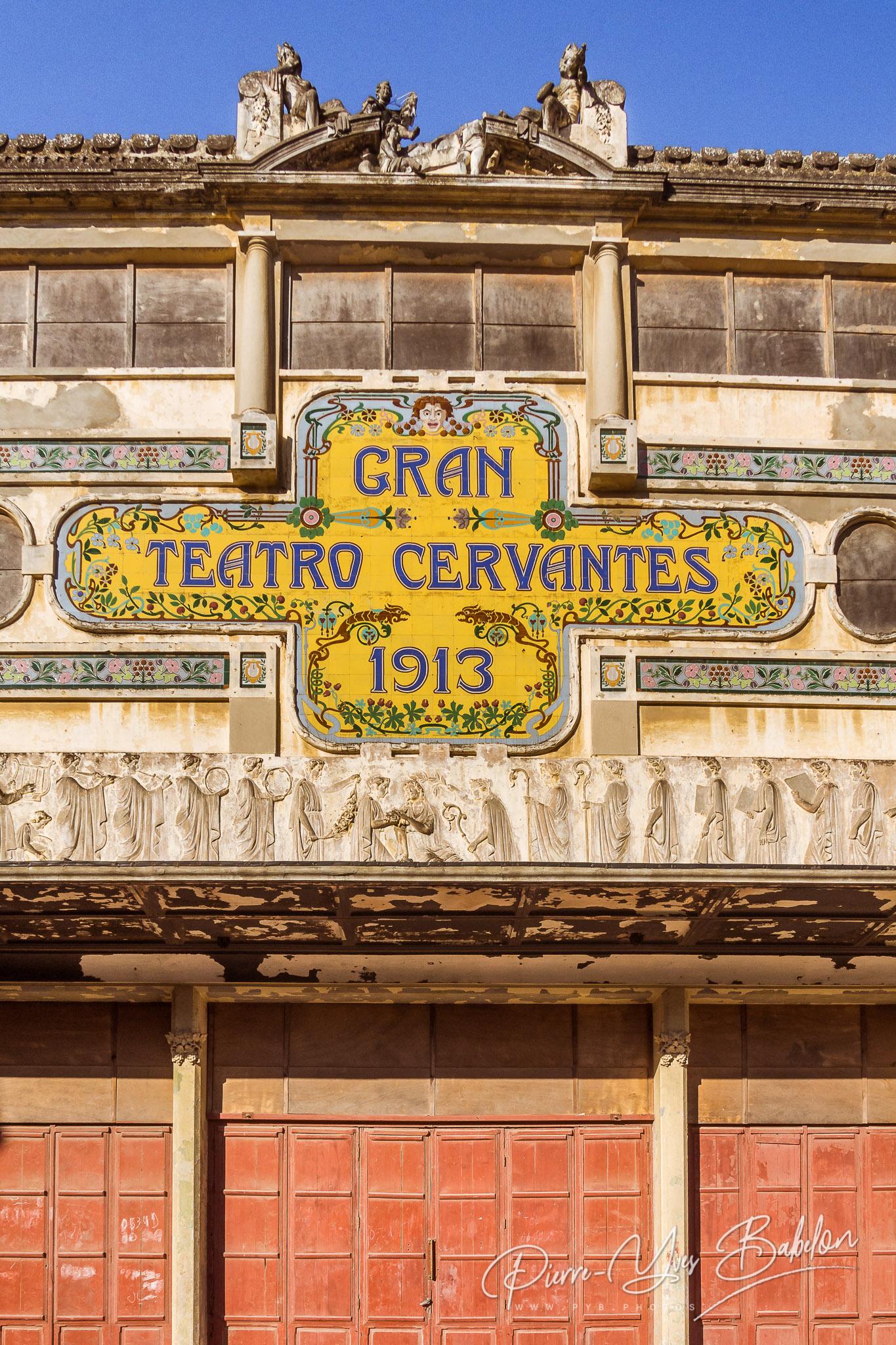 Gran Teatro Cervantes