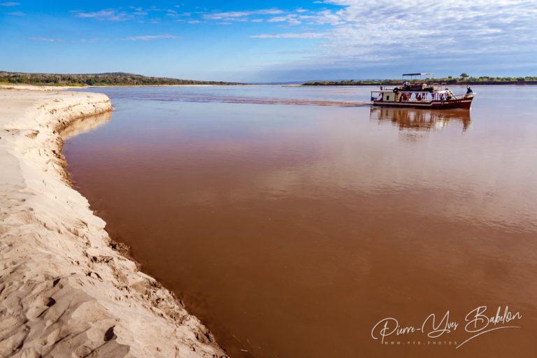 Le long de la rivière Tsiribihina