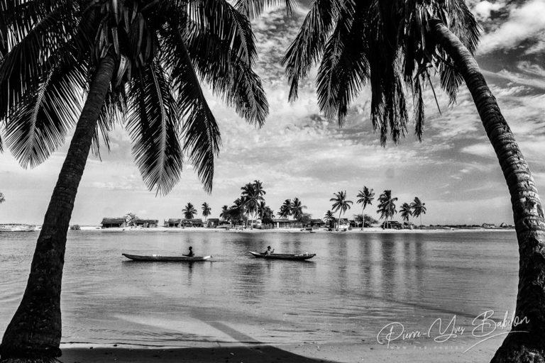 Le village de Belo sur Mer