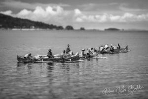 Pêcheurs malgaches près de Nosy Be, Madagascar