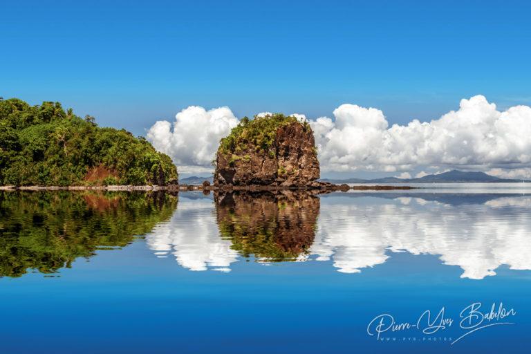 L'île de Nosy Tanikely