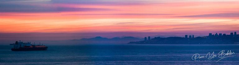Valparaiso du Chili