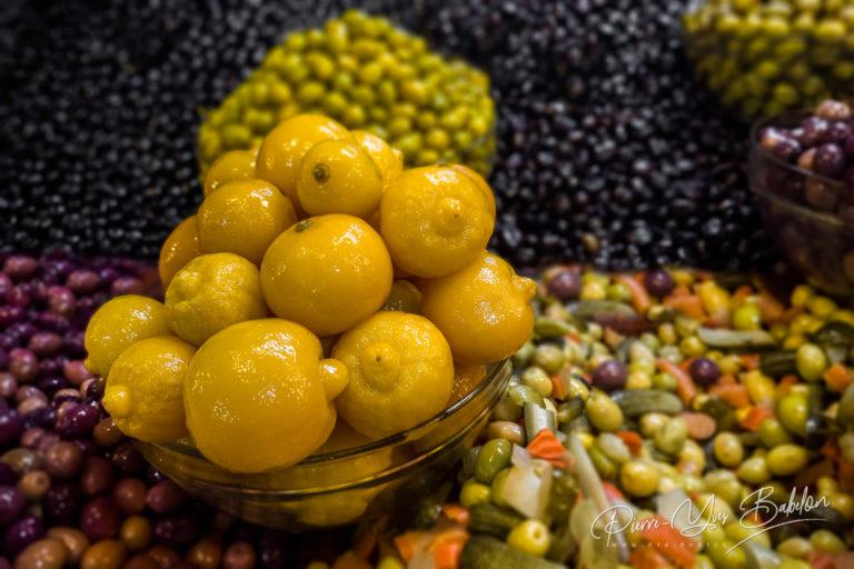Condiments marocains