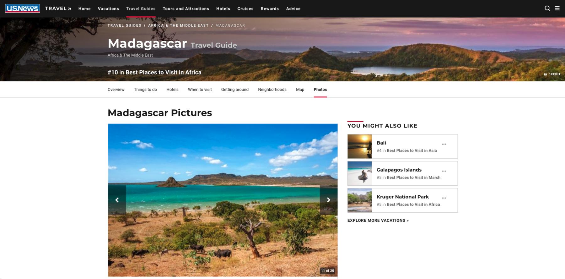 US News - Madagascar - Photo Pierre-Yves Babelon